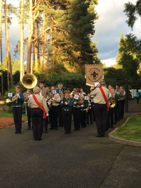 1st Claygate Scout and Guide Band