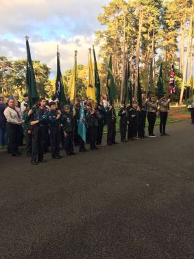 Woking District Standard Bearers