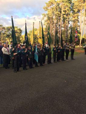 Woking District Standard Bearers