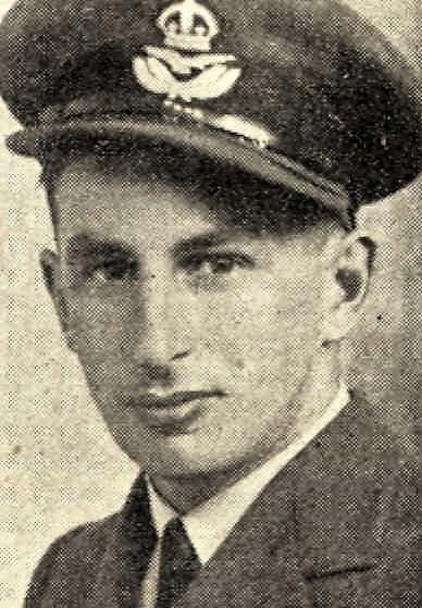 Flying Officer Fooks