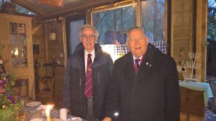 Tony Branagan and John Kingsbury