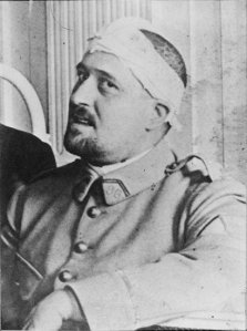 Guillaume Apollinaire, c. 1916