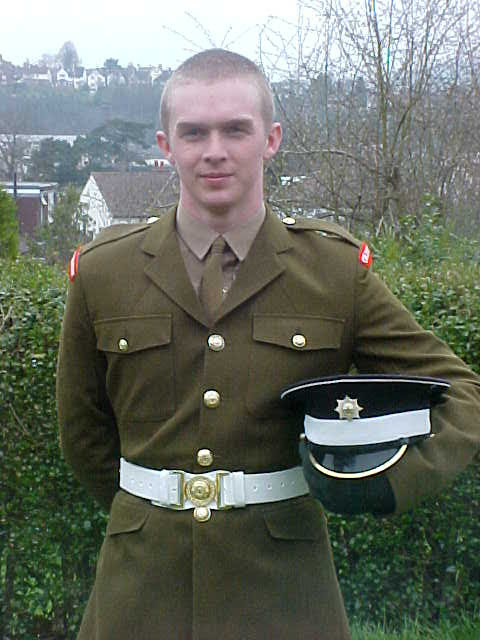 Lance Corporal James Hill