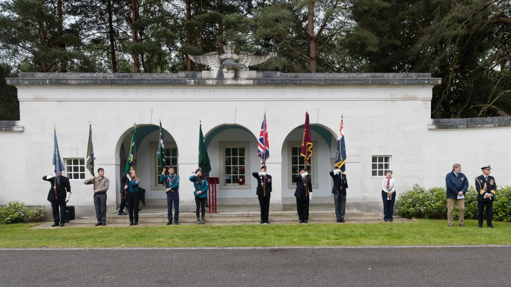 July 80thJuly 2021 - 80th Anniversary Ceremony