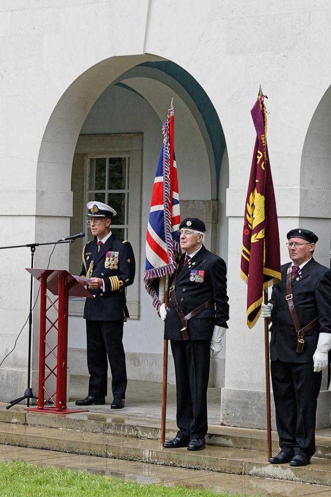 Capt. Flamant: Individual Remembrance